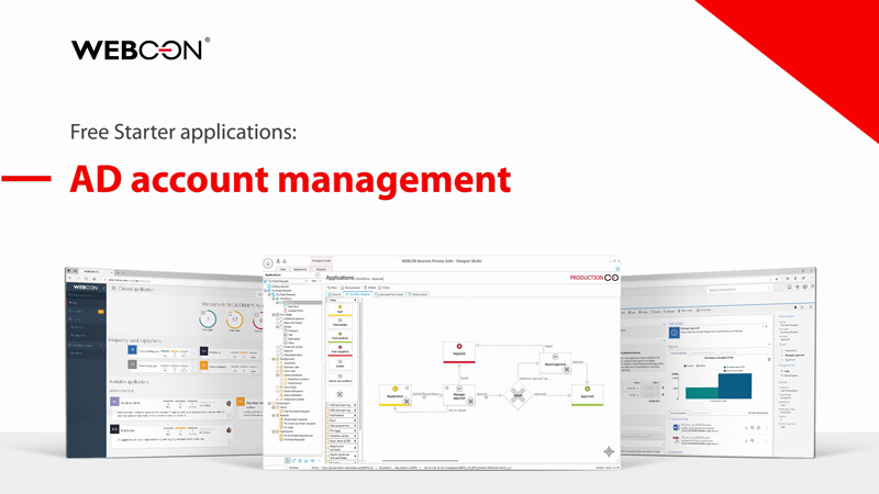 WEBCON BPS Starter - AD Account Management